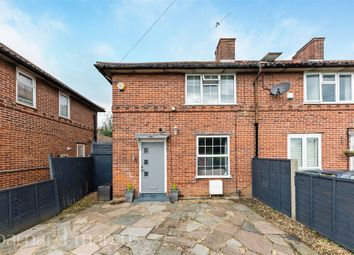 Thumbnail 2 bed end terrace house for sale in Malmesbury Road, Morden
