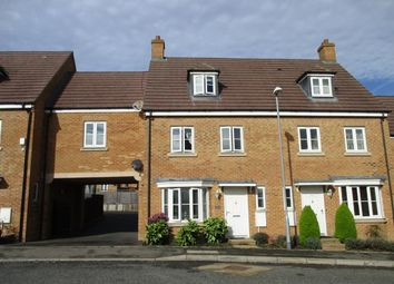 Thumbnail 4 bedroom semi-detached house to rent in Savernake Drive, Corby