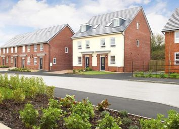 "Thumbnail 4 bed semi-detached house for sale in ""Helmsley"" at Kepple Lane, Garstang, Preston"