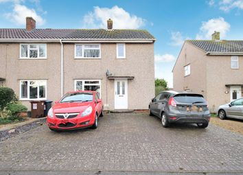 Thumbnail 2 bed end terrace house to rent in Preston Lane, Lyneham, Wiltshire