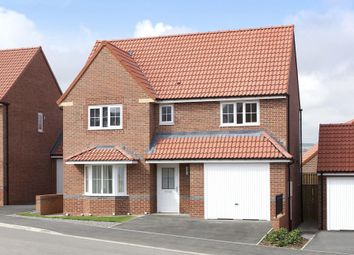 "Thumbnail 4 bedroom detached house for sale in ""Heathfield"" at Yafforth Road, Northallerton"