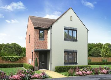 "Thumbnail 3 bedroom detached house for sale in ""The Hatfield"" at Lawley Drive, Lawley, Telford"