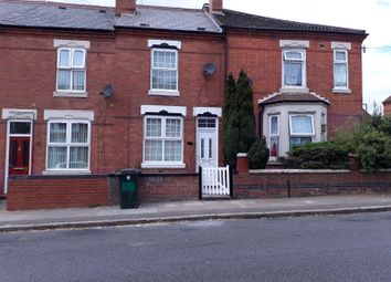 Thumbnail 4 bed flat to rent in Marlborough Road, Coventry, West Midlands