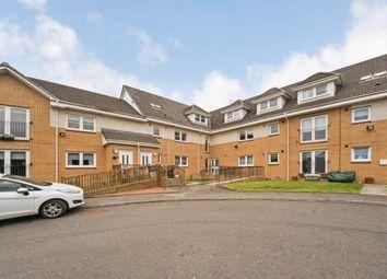Thumbnail 2 bed flat for sale in Eden Court, Glenmavis, Airdrie, North Lanarkshire