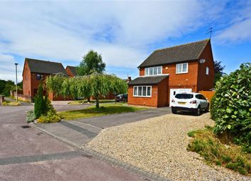 Thumbnail 4 bed detached house for sale in Bradshaw Close, Longlevens, Gloucester