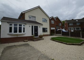 Thumbnail 3 bed detached house to rent in Castle Road, Bayston Hill, Shrewsbury