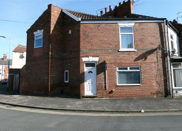 Thumbnail 2 bedroom end terrace house for sale in Reynoldson Street, Hull, East Yorkshire