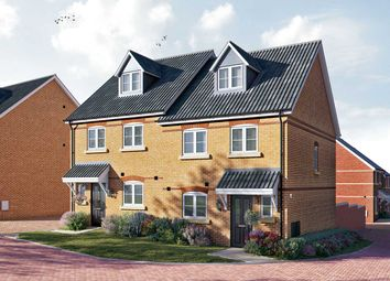 """Thumbnail 4 bed detached house for sale in """"The Aslin"""" at Cromwell Way, Royston"""