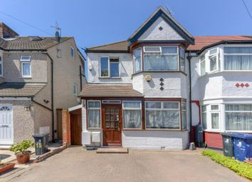 Thumbnail 3 bed end terrace house for sale in Tavistock Avenue, Perivale, Greenford