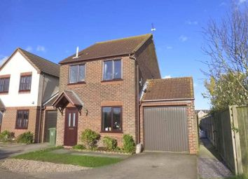 Thumbnail 3 bed property for sale in Diana Way, Caister-On-Sea, Great Yarmouth