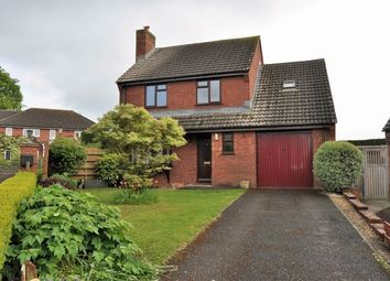Thumbnail 4 bed detached house to rent in Sandersfield, Normans Green, Plymtree, Cullompton