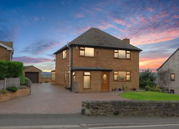 Thumbnail 3 bed detached house for sale in Rupert Street, Lower Pilsley, Chesterfield