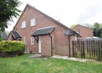 Thumbnail 1 bedroom terraced house to rent in Anderson Walk, Bury St. Edmunds