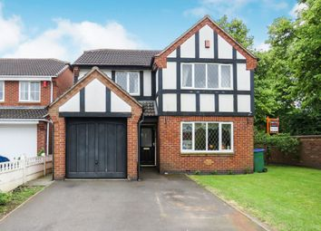 4 bed detached house for sale in Woodman Close, Wednesbury WS10