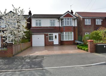 Thumbnail 4 bedroom detached house for sale in Wellfield Road, Offerton, Stockport
