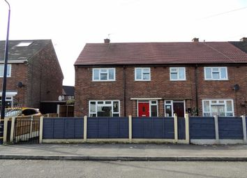 Thumbnail 3 bed end terrace house for sale in Park Road, Partington, Manchester