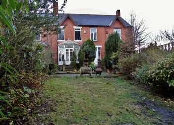 Thumbnail 3 bed terraced house for sale in Woodside, Crook