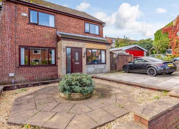 Thumbnail 4 bed semi-detached house for sale in Whitehall Lane, Blackrod, Bolton