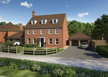 "Thumbnail 5 bed detached house for sale in ""Edme House"" at Wedgwood Drive, Barlaston, Stoke-On-Trent"