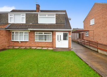 Thumbnail 3 bed semi-detached house for sale in 105 Fairburn Drive, Garforth, Leeds