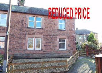 Thumbnail 1 bed flat for sale in Verdun Square, Dumfries