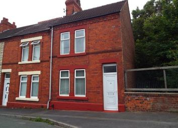 Thumbnail 2 bed end terrace house for sale in Windmill Street, Runcorn, Cheshire