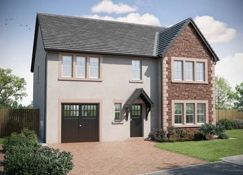 Thumbnail 4 bed detached house for sale in Plot 15, The Routledge, Chapelfield, Linden Park, Temple Sowerby