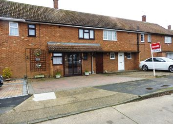 Thumbnail 3 bed terraced house for sale in Woodpecker Road, Ipswich