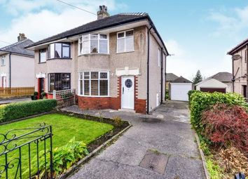 Thumbnail 3 bed semi-detached house for sale in Park Avenue, Lancaster, Lancashire, United Kingdom