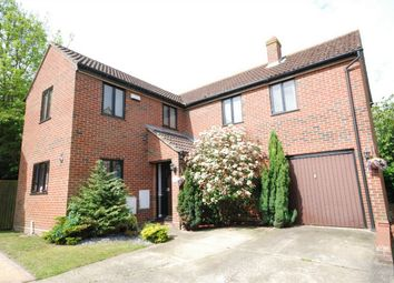 Thumbnail 5 bed detached house for sale in Homefield Way, Earls Colne, Essex