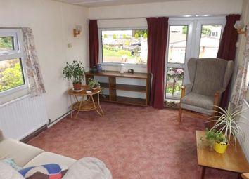 Thumbnail 2 bedroom mobile/park home for sale in Exonia Park, Exeter, Devon