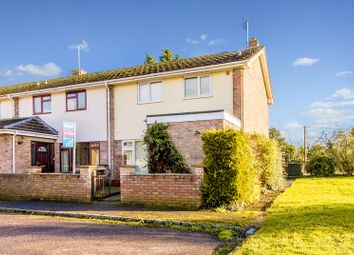 Thumbnail 3 bedroom semi-detached house for sale in The Green, Witney, Oxfordshire