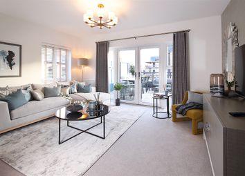 Thumbnail 3 bed terraced house for sale in Millfields, Hackbridge