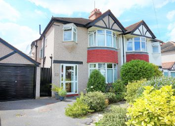 Thumbnail 3 bed semi-detached house for sale in Lyndhurst Avenue, Surbiton