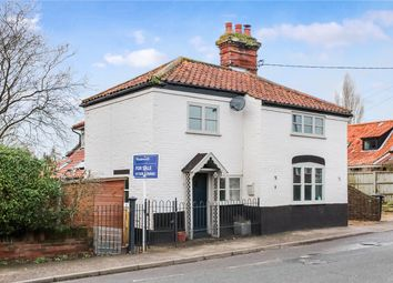 Thumbnail 1 bed semi-detached house for sale in Norwich Road, Brooke, Norwich, Norfolk