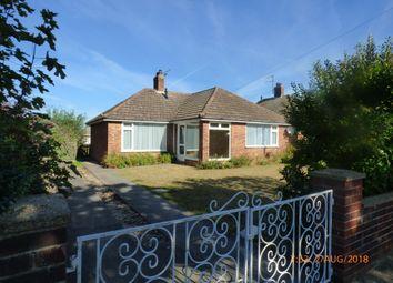 Thumbnail 2 bedroom detached bungalow to rent in Belmont Gardens, Lowestoft