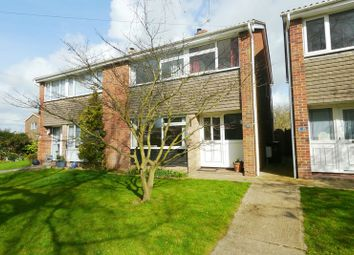 Thumbnail 3 bedroom semi-detached house for sale in Farm Close, Chalgrove, Oxford
