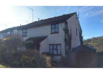 Thumbnail 3 bed semi-detached house for sale in Hazelwood Close, Honiton