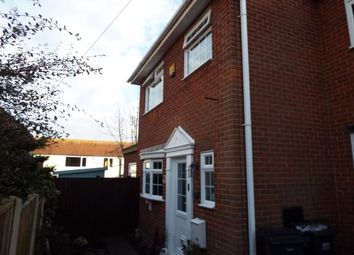 Thumbnail 2 bed end terrace house for sale in Georges Lane, Calverton, Nottingham, Nottinghamshire