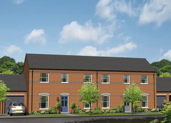 Thumbnail 3 bed semi-detached house for sale in Plot 7, The Barrisdale, Kimberley, Nottingham
