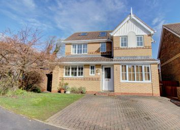 Thumbnail 5 bed detached house for sale in Fairfields, Alnwick