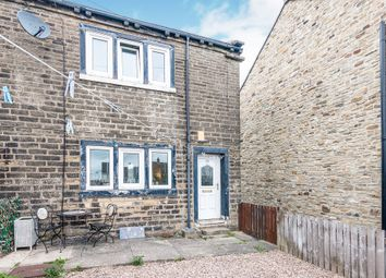 Thumbnail 2 bedroom end terrace house for sale in Natty Lane, Illingworth, Halifax