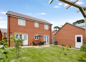 Thumbnail 3 bed detached house for sale in Sorrel Place, Newton Abbot, Devon
