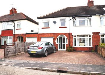 Thumbnail 4 bed semi-detached house to rent in Moorgarth Avenue, York