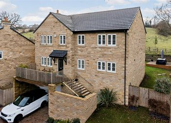 Thumbnail 4 bed detached house for sale in Castle Fields, Bardsey