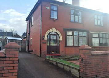 Thumbnail 3 bed semi-detached house for sale in Bury New Road, Heywood