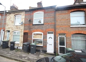 Thumbnail 2 bed terraced house to rent in Tavistock Street, Luton