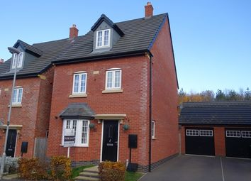 Thumbnail 4 bedroom detached house for sale in Millfield Avenue, Countesthorpe, Leicestershire