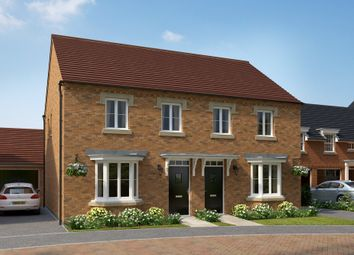 "Thumbnail 3 bedroom semi-detached house for sale in ""Dawley"" at St. Lukes Road, Doseley, Telford"