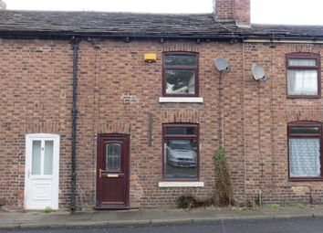 Thumbnail 2 bed terraced house to rent in Chelford Road, Macclesfield